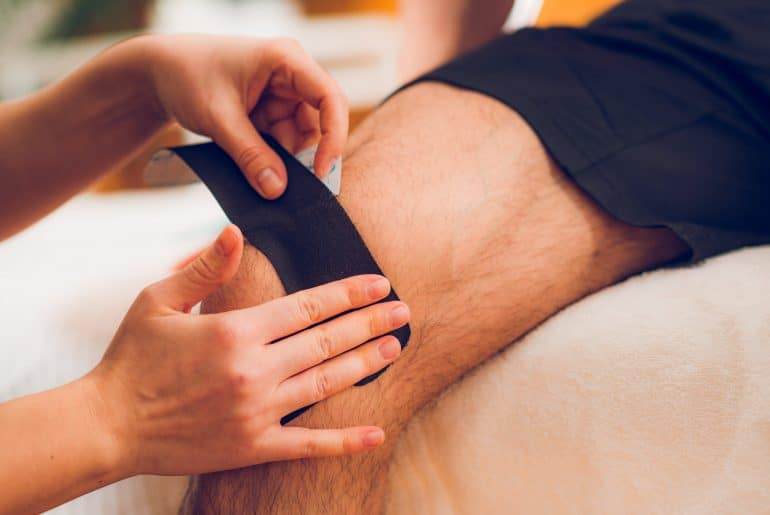 CBD For Patella Tendonitis